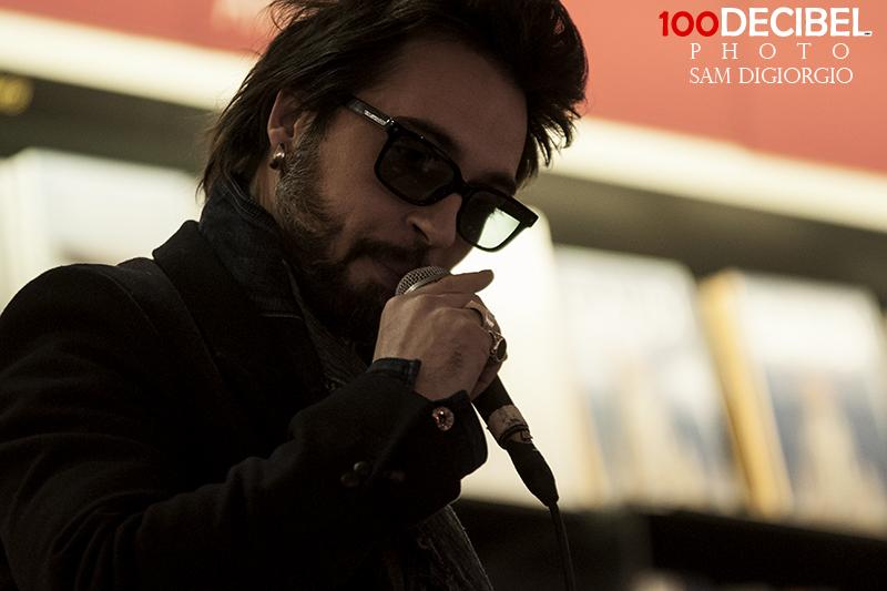 Francesco Sarcina - Sam DiGiorgio