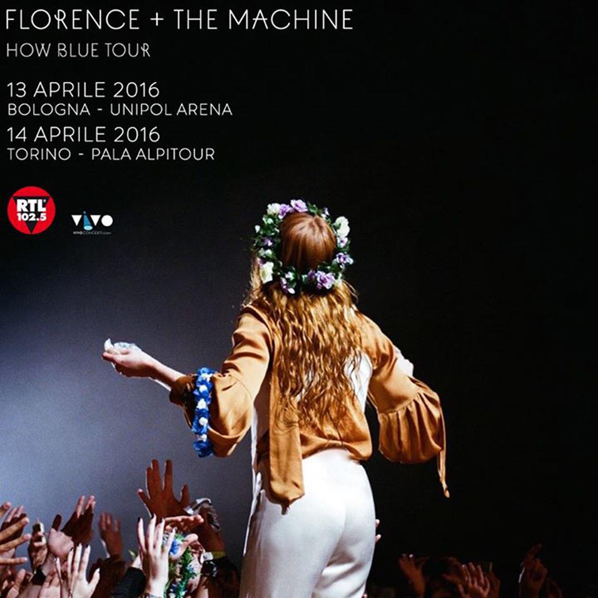 florence and the machine pandora presale