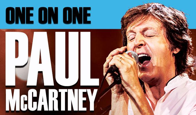 paulmccartney - One to One tour 2017