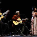 Caetano Veloso, Carlinhos Sete Cordas, Teresa Cristina