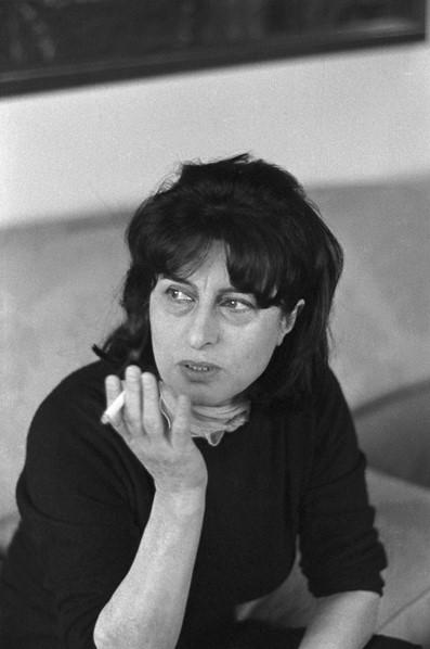 Ritratto di Anna Magnani (1965). Foto di Angelo Frontoni La foto proviene dallÔÇÖarchivio fotografico del CSC Cineteca Nazionale